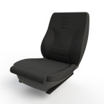Mini Interior: Front Seat