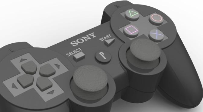 PS3 Controller Header