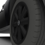 Mini Exterior: Wheel Detail